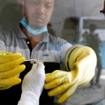 36 deaths of coronavirus, 1,593 new infected in 24 hrs